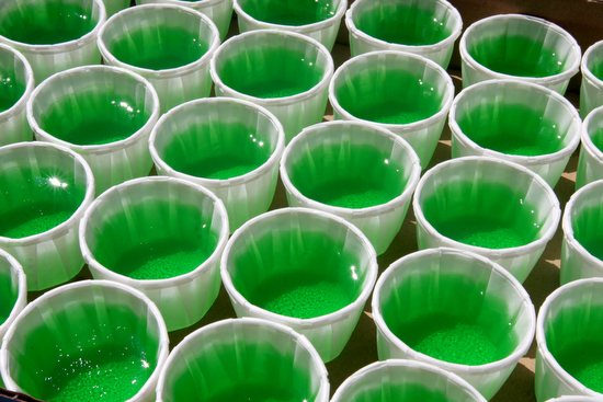 They're all green, so you can get an extra shot of luck of the Irish. Forget the Guinness this St. Patrick's Day—sip one of these drinks to get in the spirit and feel the luck of the Irish.
