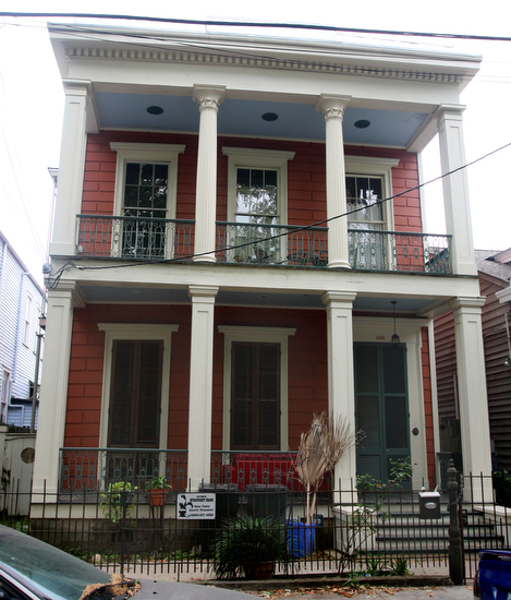 Bed And Breakfast New Orleans Lower Garden District
