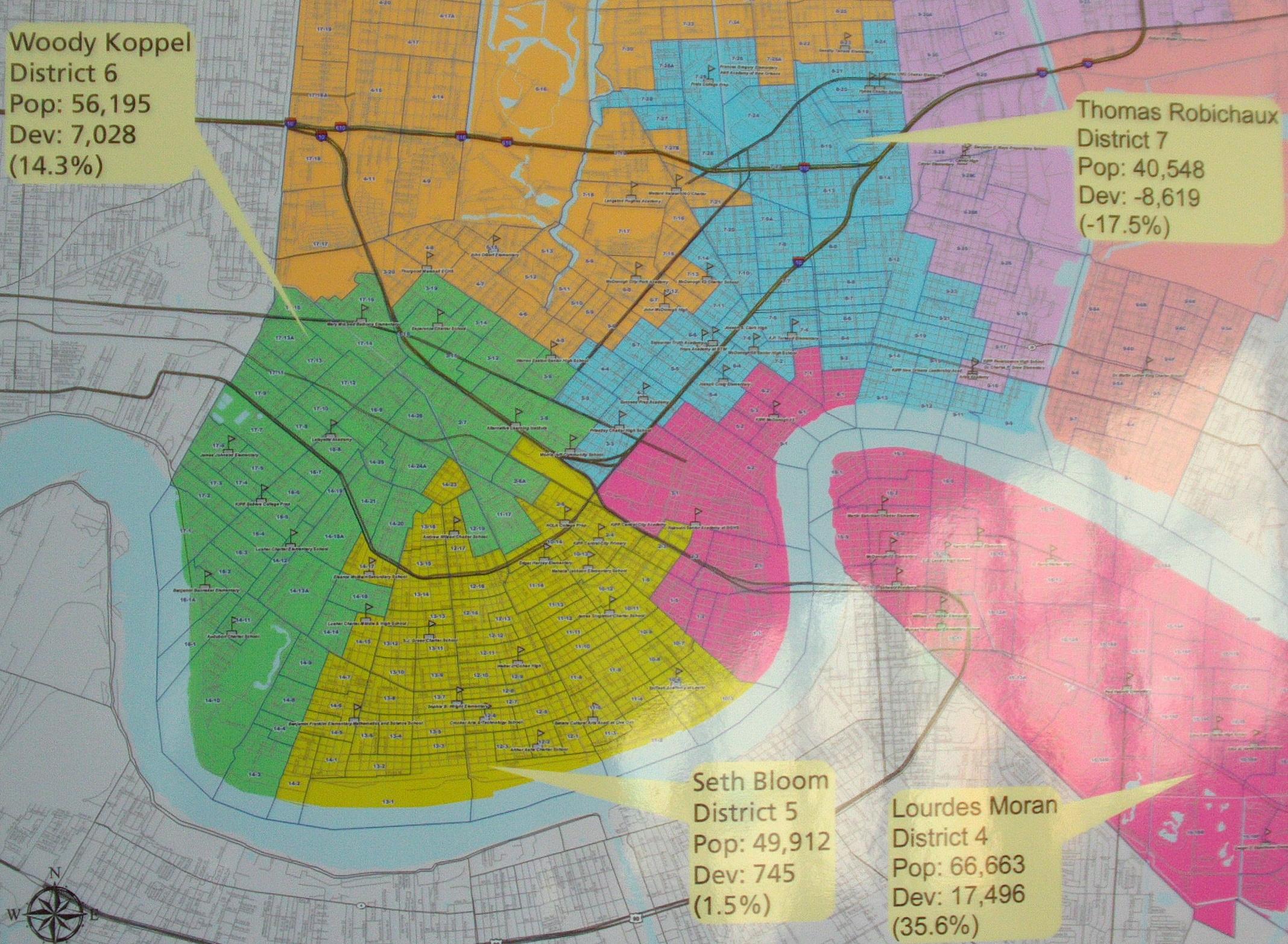 Garden District Uptown Messenger