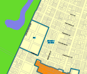 Commercial growth possibility in rezoning of old DePaul site worries on