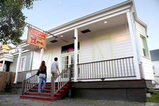 Origami Opens On Freret Street Uptown Messenger