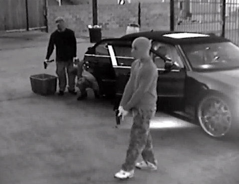 Car Wash Robbery In New Orleans