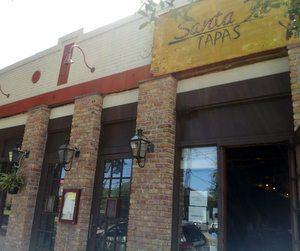 Santa Fe Tapas on St. Charles Avenue (Robert Morris, UptownMessenger.com)