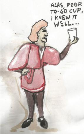 (cartoon by Owen Courreges for UptownMessenger.com)