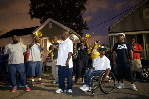 A second line for Arabian Gayles begins Tuesday night.   (Sabree Hill, UptownMessenger.com)