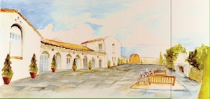 An artist's rendering of Il Mercato. (submitted image)