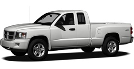 Example of truck model used in robbery (via NOPD)