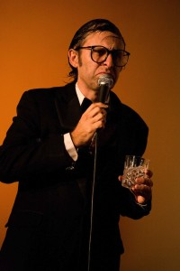 Niel Hamburger at the New Orleans Comedy and Arts festival in 2013 (via NOCAF)