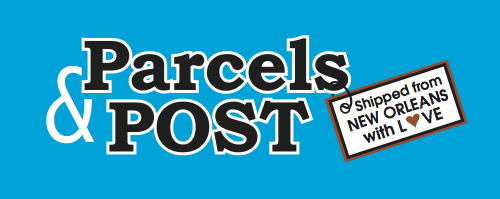 Parcels and Post logoblueoutline