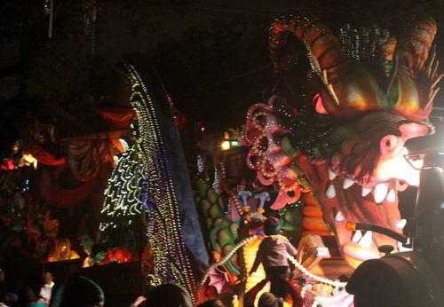 The Krewe of Orpheus. (UptownMessenger.com)