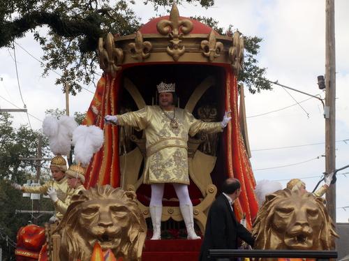 The King of Thoth. (Robert Morris, UptownMessenger.com)