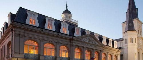 The Louisiana State Museum at the Cabildo on Jackson Square. (image via friendsofthecabildo.org)
