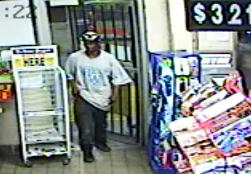Image of a person of interest in a robbery at knifepoint in the Irish Channel. (via NOPD)