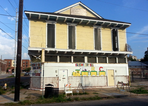 The former day care at 1800 Oretha Castle Haley Boulevard has been bought by New Orleans chef Adolfo Garcia and his partners. (Robert Morris, UptownMessenger.com)
