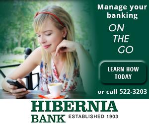 Hibernia Bank Mobile Banking App