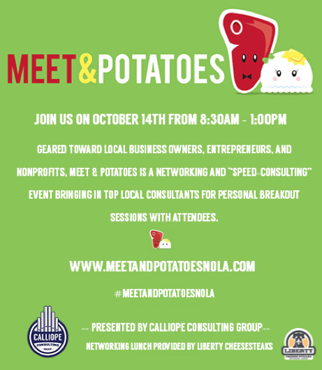 meet&potatoes UM ad bulletin