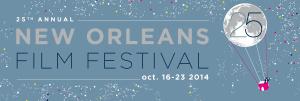 New Orleans Film Festival 2014