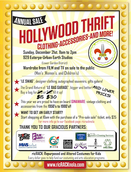 Hollywood thrift