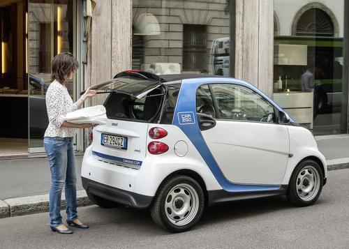 Car2Go publicity photo (via daimler.com)