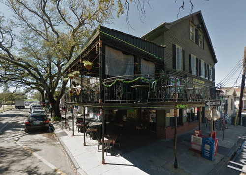 O'Henry's on South Carrollton. (March 2014 photo by Google Maps)