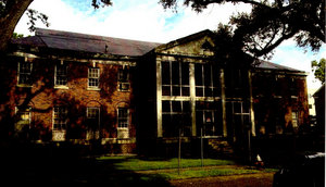 The NOAH apartment house (Building 13), also slated for demolition. (via nola.gov)