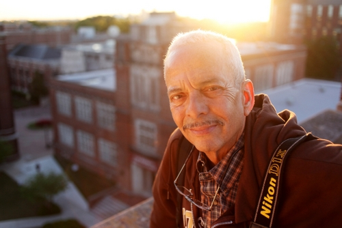Harold Baquet (photo by Patrick Jackson, courtesy of Loyola University)