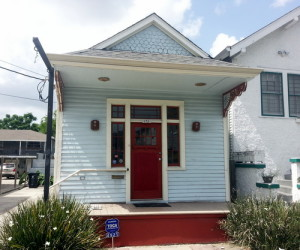 The building that housed Jaques Clothing Boutique for the past year and a half is slated to become a tattoo parlor. (Robert Morris, UptownMessenger.com)