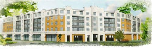 Major residential developments in Irish Channel, Broadmoor ...