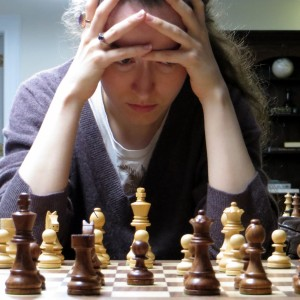 Seven-time US Women's Champ Irina Krush (by Mike Klein, Courtesy of New Orleans Chess Fest)