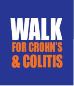 Crohn and Colitis Take Steps Walk