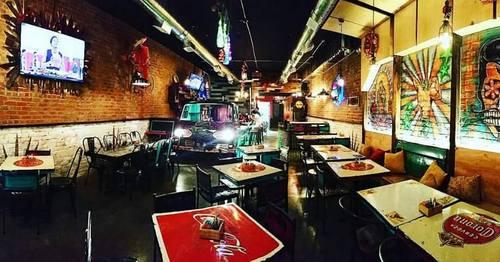The Rosa Mezcal restaurant (via Facebook)