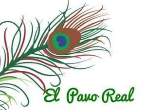 el pavo real logo