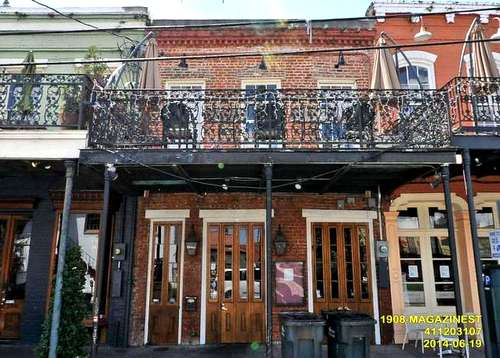 The Hooka House cafe at 1908 Magazine Street is on track to extend its legal operating hours until midnight on weekends. (via City of New Orleans)
