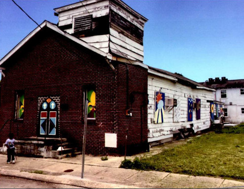 The church at 4227 Erato Street. (via city of New Orleans)