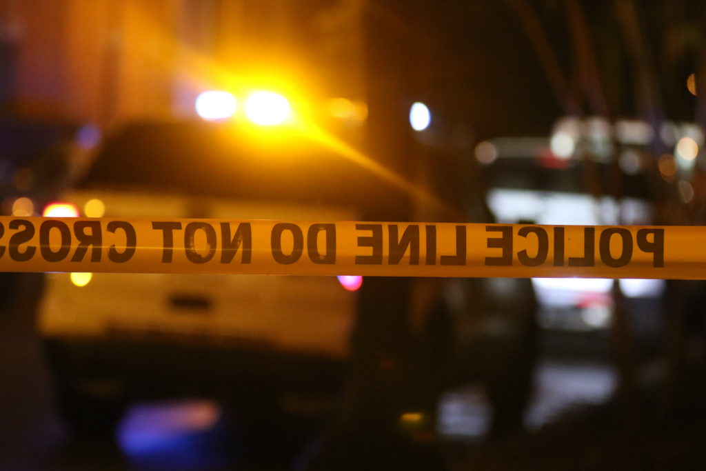 On Monday evening there was a homicide in the 600 block of St. Mary street near St. Thomas. One woman was killed in the incident according to the NOPD. (Zach Brien, UptownMessenger.com)