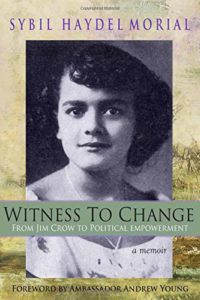 """""""Witness to Change"""" by Sybil Morial (via Amazon.com)"""