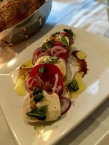 Caprese Salad (Kristine Froeba)