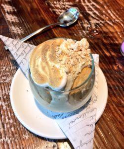 Peanut Butter Marshmallow Banana Pudding (Kristine Froeba)