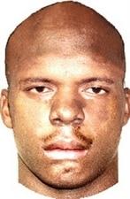 Computer sketch of suspect (via NOPD)