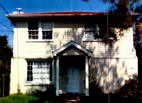 The home at 7001 Cohn Street (via City of New Orleans)