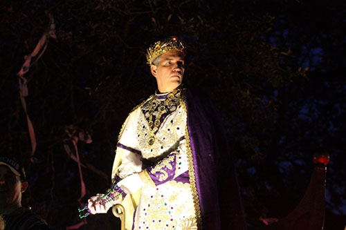 check out 56d84 4ae35 Bacchus celebrates the Saints' 50th – Uptown Messenger
