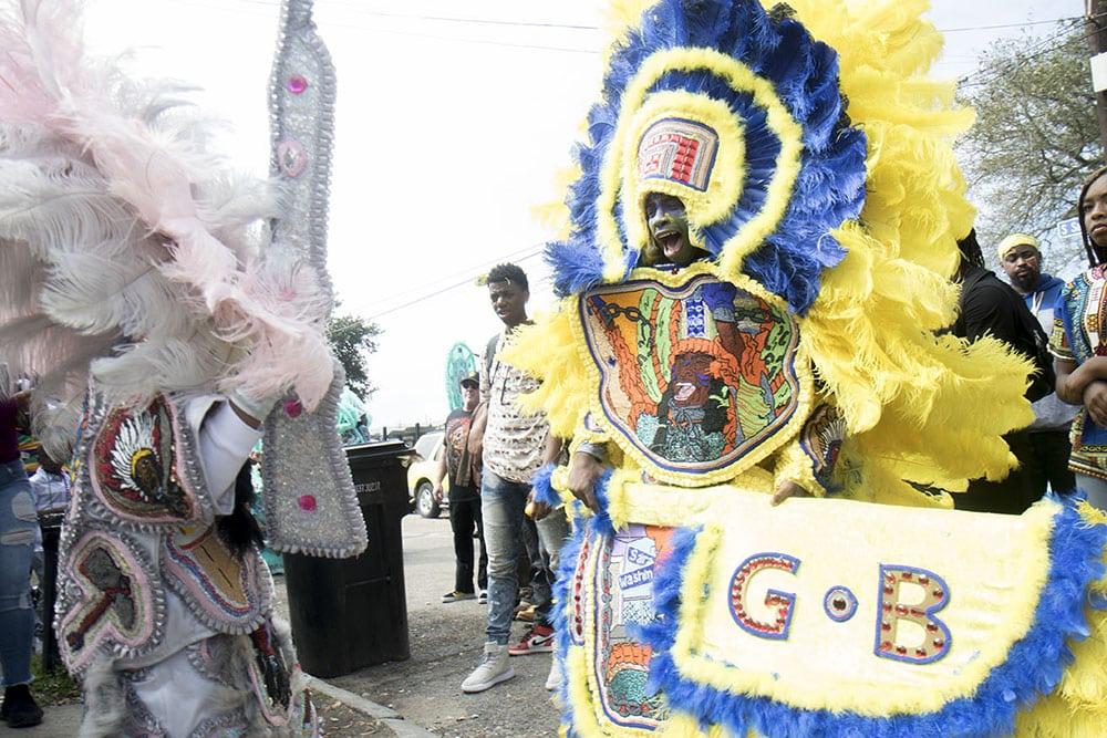 Mardi Gras shootings leave three dead, several injured in New Orleans