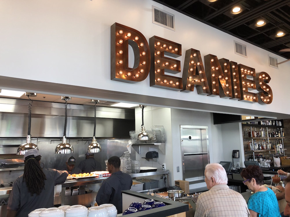 The Newest Addition To The Family Of Deanieu0027s Seafood Restaurants Is The  Sea Food Kitchen At 2200 Magazine St. Owned By Chandra Chifici Scarber, ...