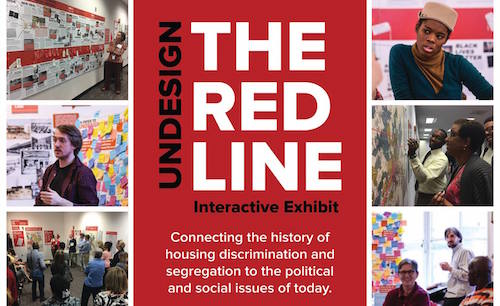 UnDesign the Redline Opening Reception
