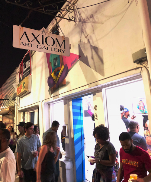 Axiom Art Gallery