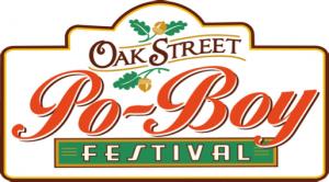 Po-Boy Festival logo