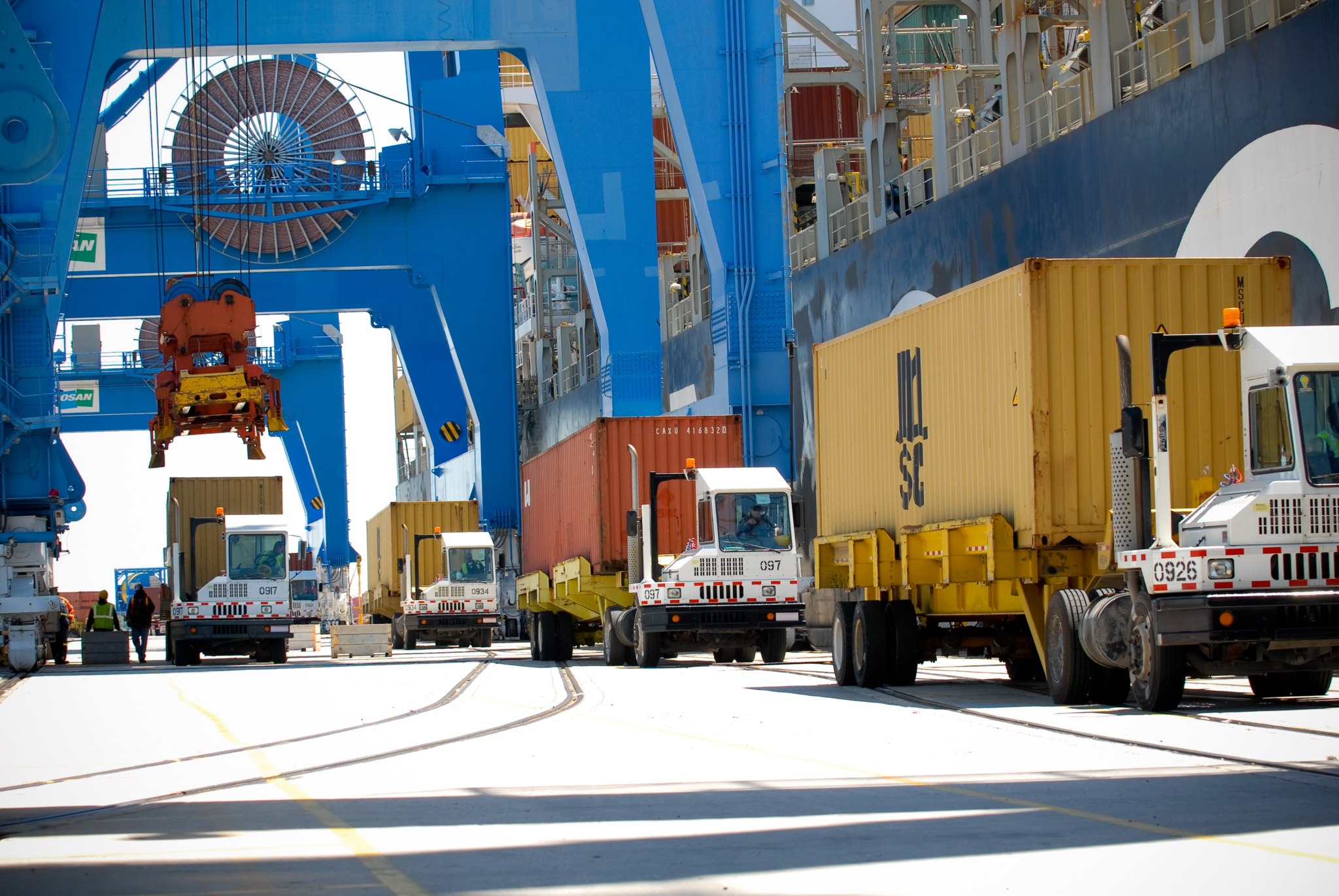 Port of New Orleans working to become cleaner and greener – Uptown
