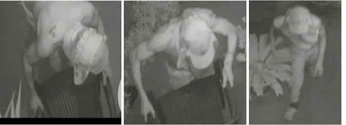 Lawn furniture theft in Leonidas caught on security camera – Uptown