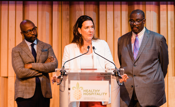 Tiffany Netters, 504HealthNet, Healthy Hospitality Initiative