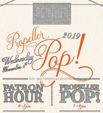 Propeller Pop! 2019